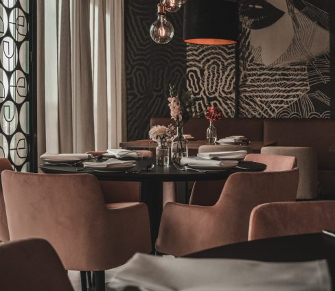 Yip - interieur restaurant