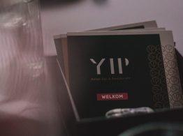 Yip menukaarten