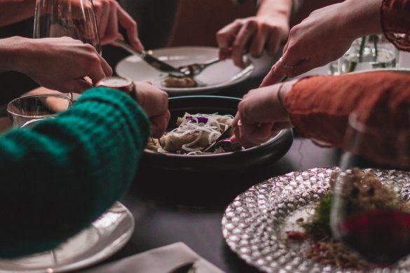 Yip - Shared dining