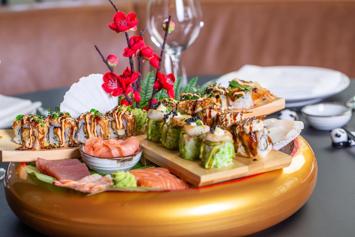 sushi groningen restaurant